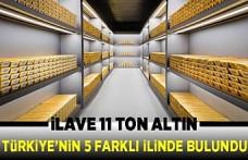 İlave 11 ton! Türkiye'nin altın üretimini artıracak 5 yeni proje