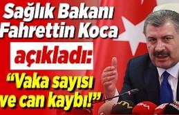 Sağlık Bakanı Fahrettin Koca açıkladı! ''son...