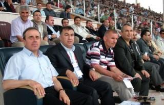 İzzet Ocak Paşa'dan KMS'ye veda ziyareti