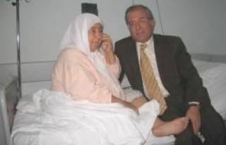 Kemal Sağ'ın annesi vefat etti...