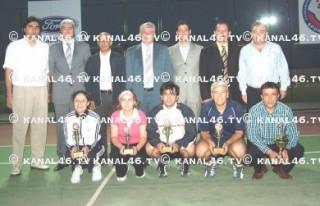 Kahramanmaraş'ta tenise ilgi artıyor!...