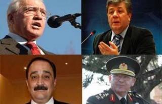 FLAŞ: Tolon, Eruygur, Balbay ve Aygün gözaltında!...