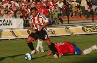 Sivasspor İnter-Toto Kupası'nda bir üst turda
