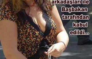Erdoğan'dan ödül alan öğrenciye dekolte uyarısı...