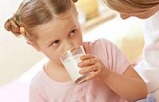 Çocuklarda süt alerjisi
