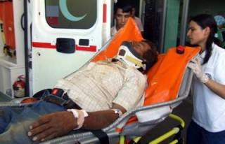 Gaziantep yolunda feci kaza: 2 ölü!