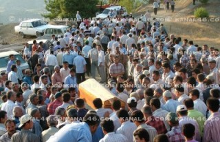 Budaklı Köyü'nde gözyaşı ve hüzün vardı!...