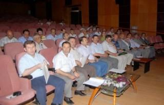 Belediye Meclisi olağan toplantısı yapıldı