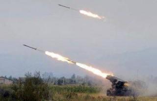 FLAŞ: Savaş başladı, 2 Rus uçağı düşürüldü!...