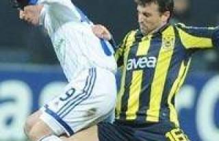 Fenerbahçe UEFA Kupası'na veda etti
