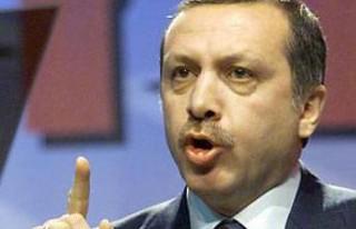 Başbakan Erdoğan DTP'lilere sert çıktı!