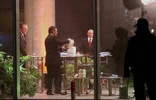 AKP Gökçek'in ekran tartışmasını beğenmedi!