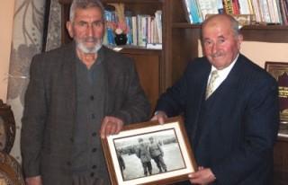 Kore Şehidi'nin fotoğrafı 55 yıl sonra teslim