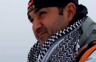 KADAK'lı dağcılardan İsrail'e kınama!