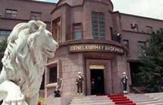 Genelkurmay'dan iptal duyurusu