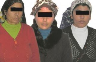 3 Kadın 3 Hırsız!