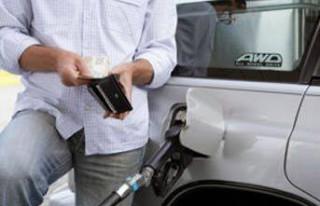 Benzin out, LPG in