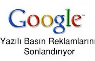 Google da krizden etkilendi!