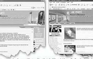 AK Parti sitesinde Başbakan'ı kızdıracak yazı!...