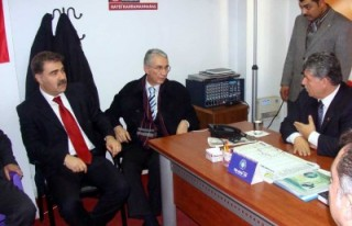 FLAŞ: Zeynel A. Şerefoğlu MHP'de!...