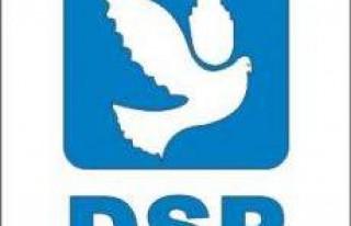 DSP'nin Elbistan adayları tanıtıldı