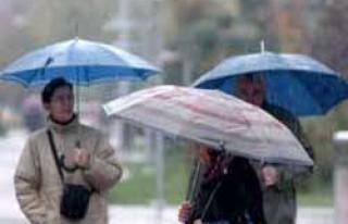 Yağmurlu hava psikolojiyi bozuyor