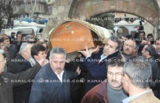 VEFAT: Daşcı'nın cenazesi toprağa verildi