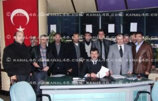 TES-İŞ'te Bürkek ve taraftarları sevinçli!