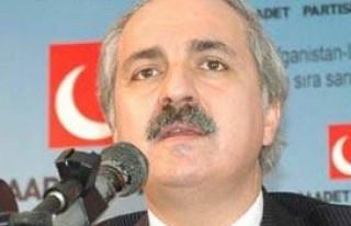 SP Lideri Kurtulmuş Kahramanmaraş'ta
