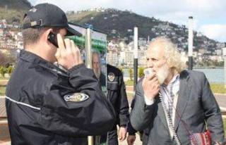 Cep telefonuyla Atatürk'ü aradı