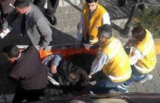 Erdoğan'ı görünce kalp krizi geçirdi!