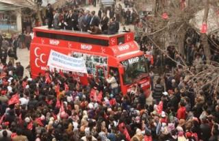 MHP'li Bozdağ Y. Pazarcık'ı salladı!