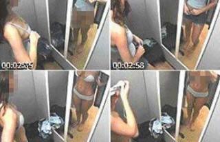 Bayan doktorlara tuvalette gizli kamera şoku!
