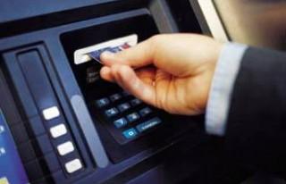 ATM'lere dokunurken aman dikkat!