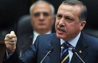 Erdoğan'dan yine İsrail'i kızdıracak çıkış!