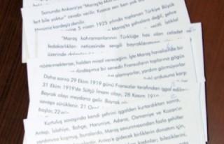 Poyraz hata yapmamak için bu kez kâğıttan okudu!...