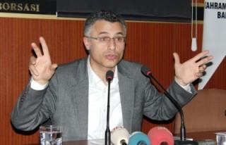 AYM Raportörü Osman Can Kahramanmaraş'taydı...