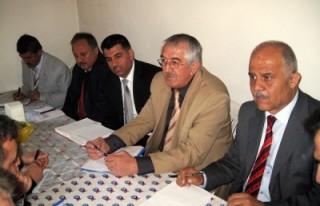 İl Halk Eğitimi Planlama Komisyonu toplandı