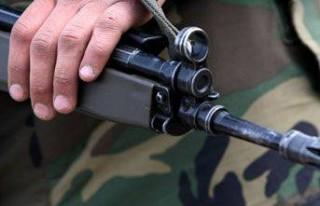 Kahramanmaraş'ta çatışma; 1 terörist öldürüldü!