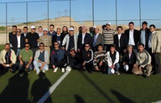 TMMOB İKK 1. Bahar Halı Saha futbol turnuvası