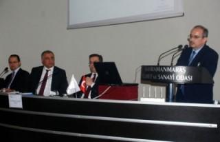 'Teşviki en iyi kullanan kent Kahramanmaraş'