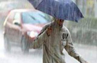 DİKKAT: Yağmur geliyor!..