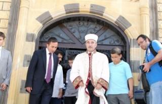 'Kur'an kurslarının artması; birlik ve huzur demektir'