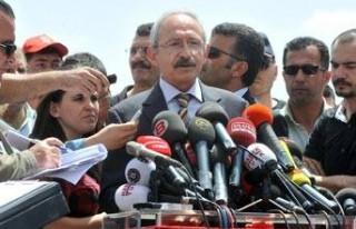 CHP'de örgüt 'Kılıçdaroğlu' dedi!