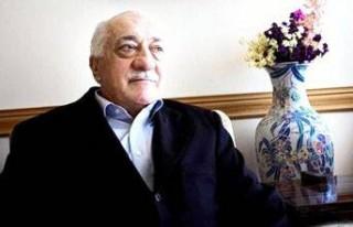 Fethullah Gülen'e fahri doktora...