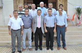 Başkan Poyraz'dan KTO'ya ziyaret'