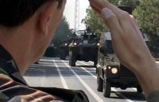Andırın'da Jandarma er nöbette intihar etti