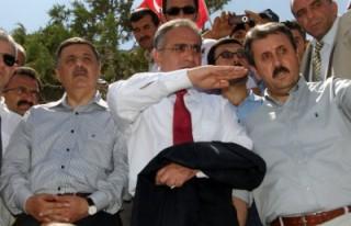 BBP'liler merhum Muhsin Yazıcıoğlu'nu andı'