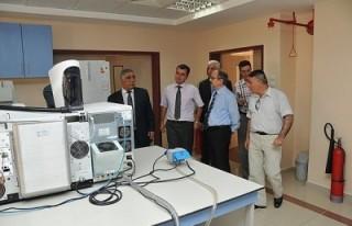 Suriyeli işadamları KATSO'daki toplantıya katıldı...