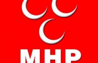 MHP'li başkan 'evet' dedi, istifa etti!